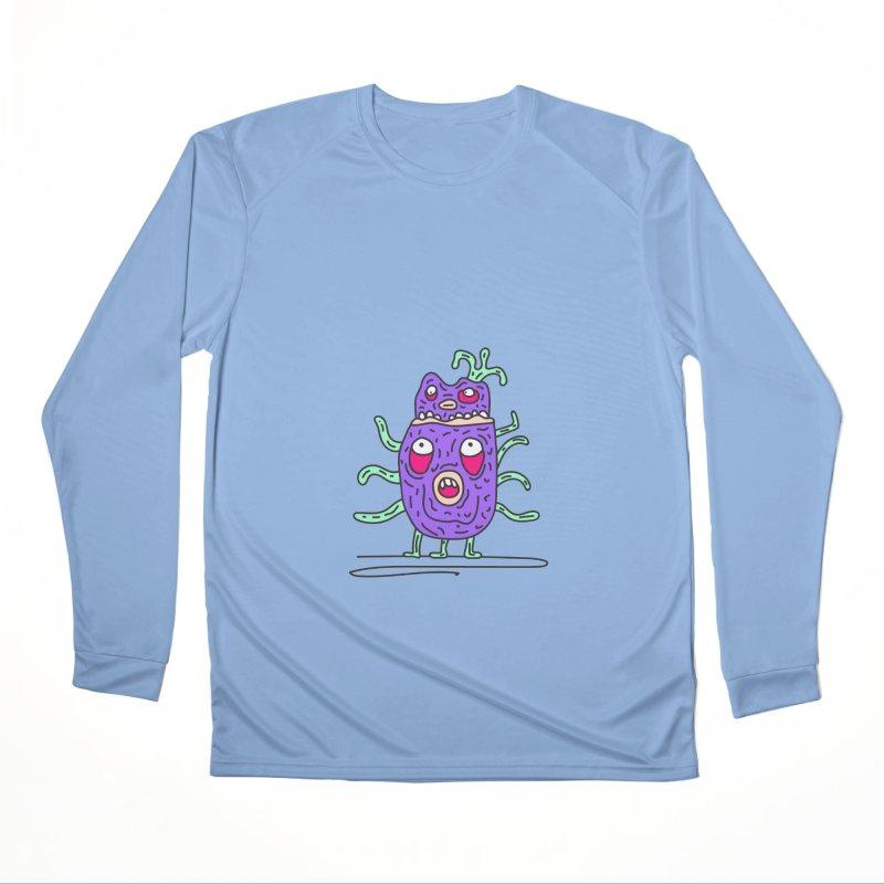 Yuvsketch Monsters - Monster 11 Men's Longsleeve T-Shirt by Yuvsketch's Shop