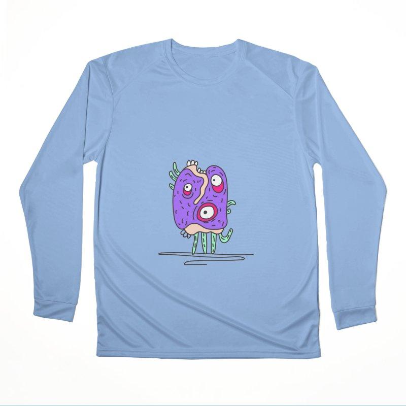 Yuvsketch Monsters - Monster 12 Men's Longsleeve T-Shirt by Yuvsketch's Shop