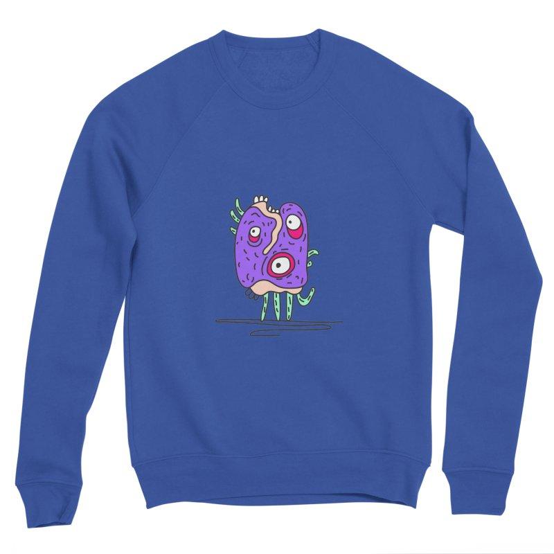 Yuvsketch Monsters - Monster 12 Men's Sweatshirt by Yuvsketch's Shop