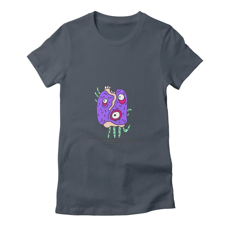 Yuvsketch Monsters - Monster 12 Women's T-Shirt by Yuvsketch's Shop