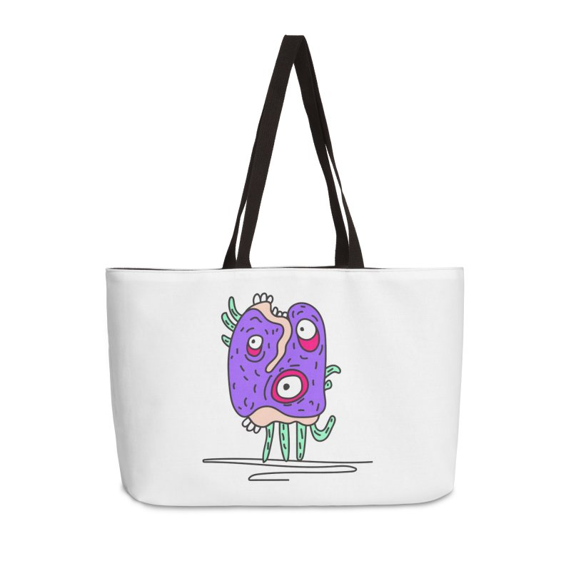Yuvsketch Monsters - Monster 12 Accessories Bag by Yuvsketch's Shop