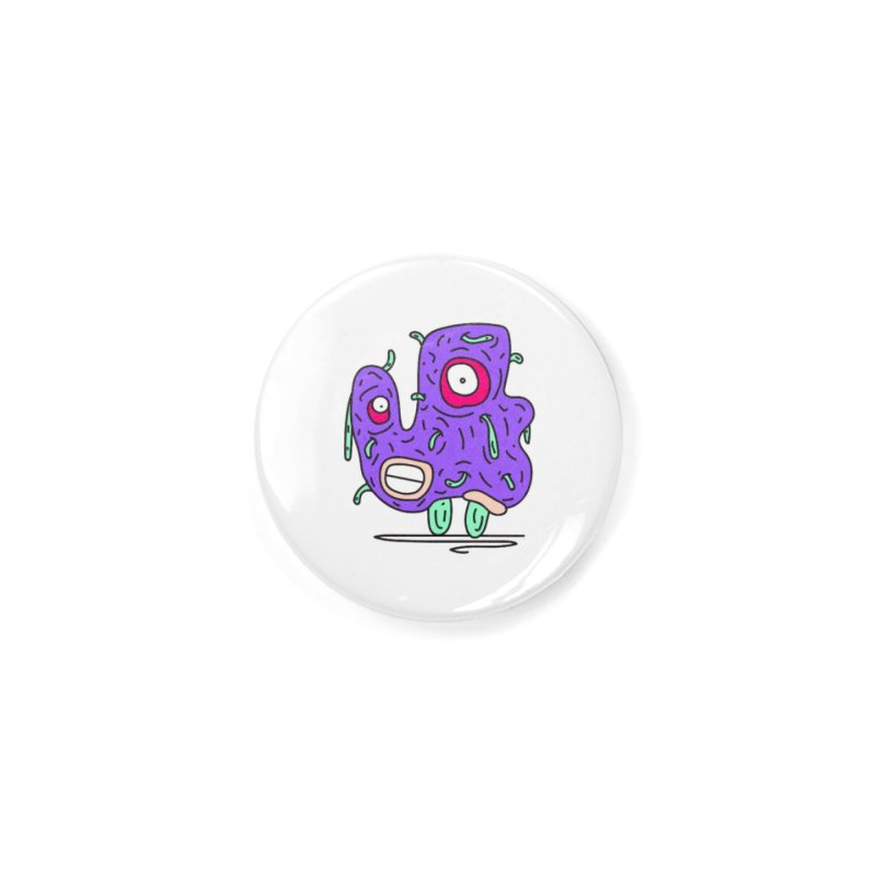Yuvsketch Monsters - Monster 13 Accessories Button by Yuvsketch's Shop