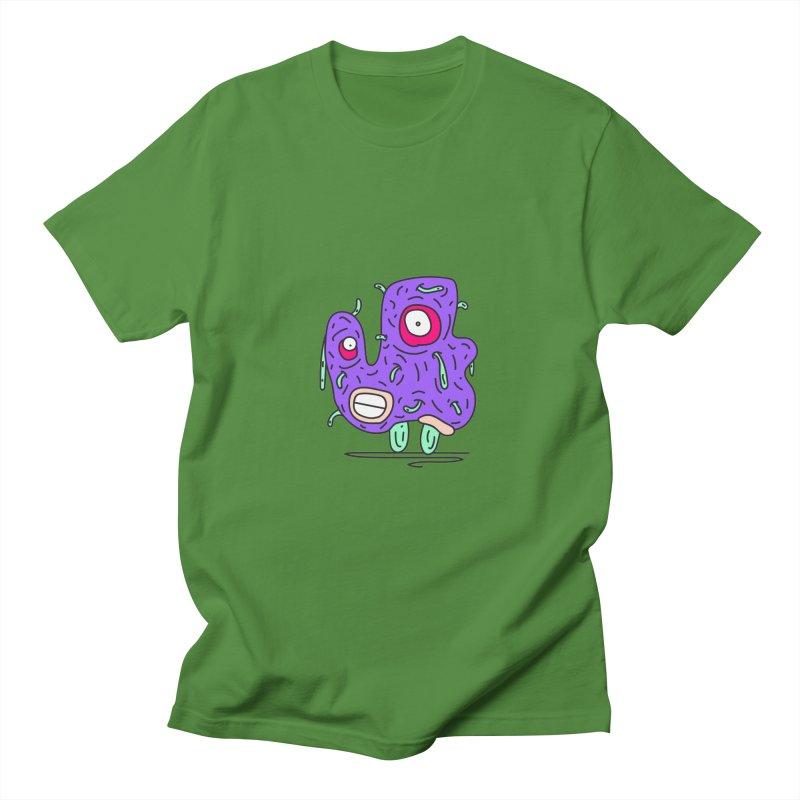Yuvsketch Monsters - Monster 13 Men's T-Shirt by Yuvsketch's Shop