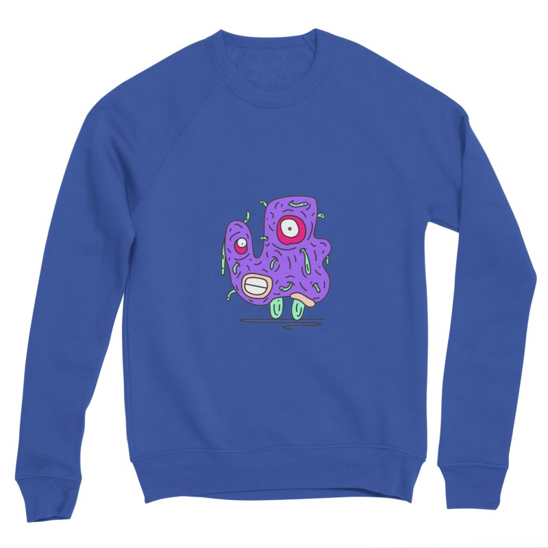 Yuvsketch Monsters - Monster 13 Men's Sweatshirt by Yuvsketch's Shop