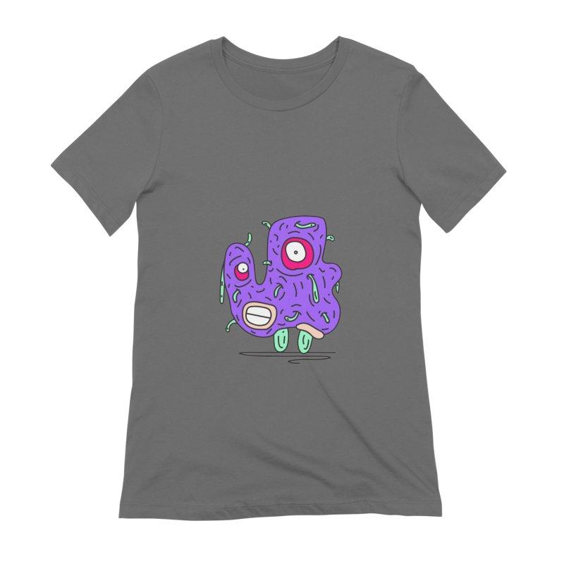 Yuvsketch Monsters - Monster 13 Women's T-Shirt by Yuvsketch's Shop