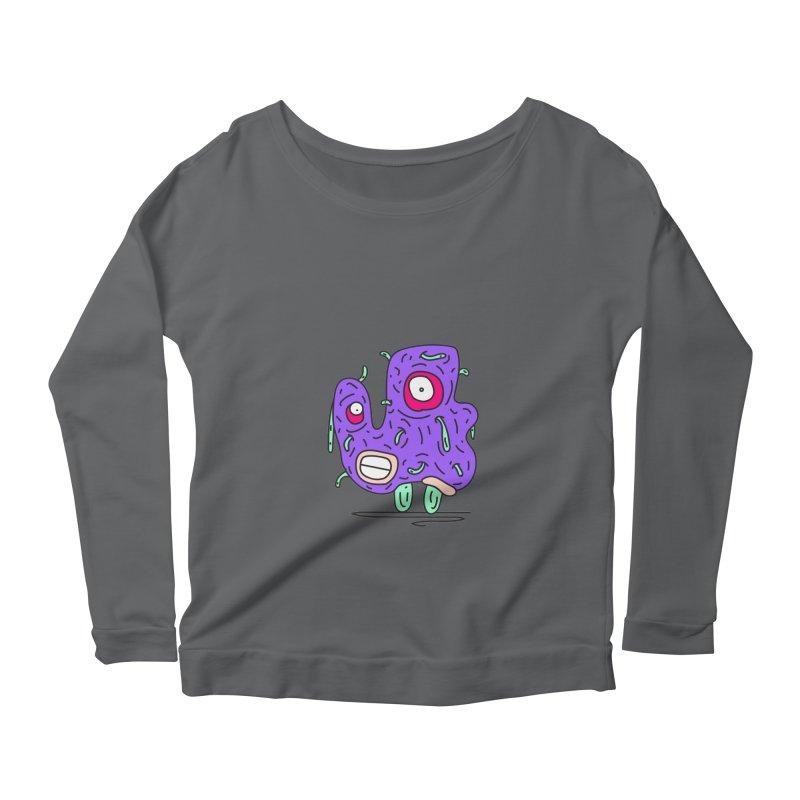 Yuvsketch Monsters - Monster 13 Women's Longsleeve T-Shirt by Yuvsketch's Shop