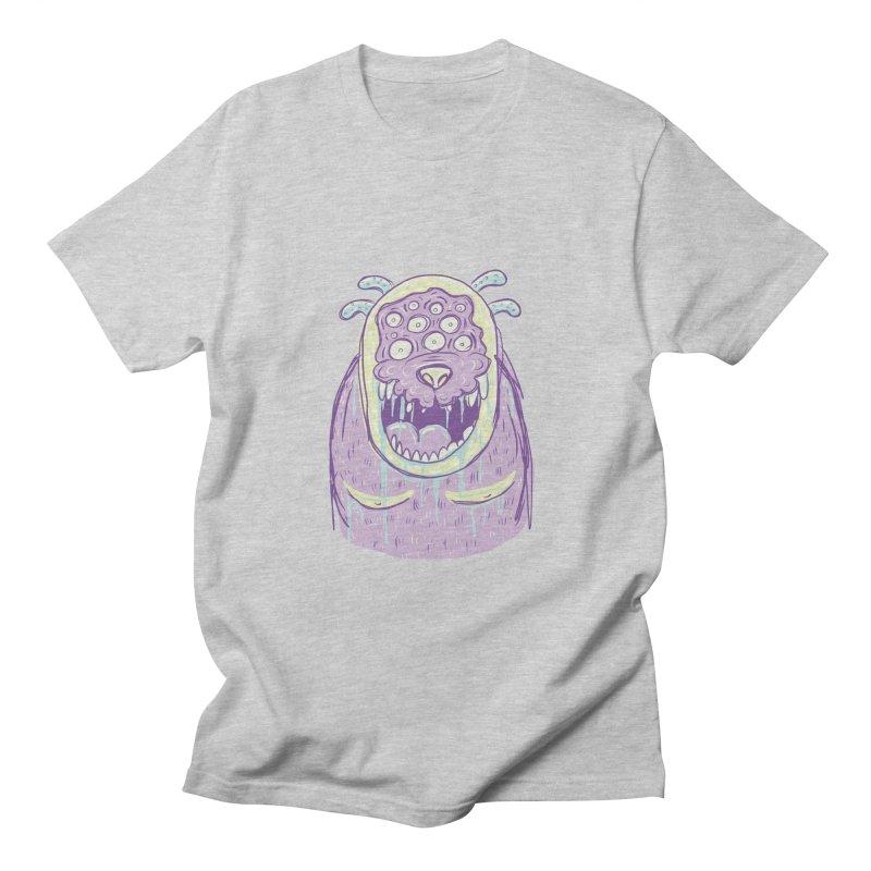 Yuvsketch - Shock Monster 2 Men's T-Shirt by Yuvsketch's Shop