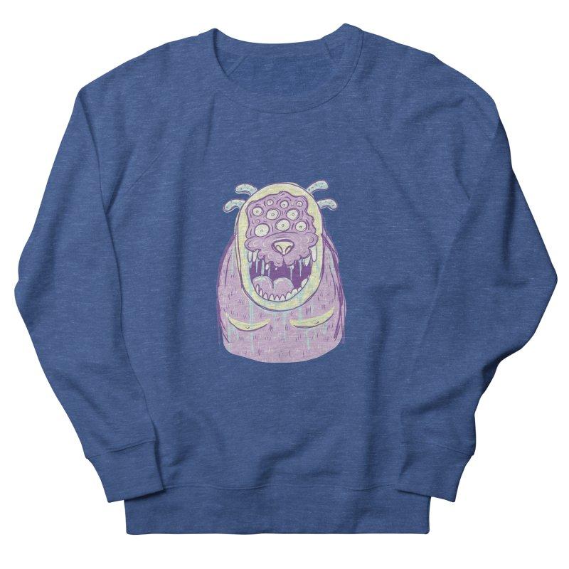 Yuvsketch - Shock Monster 2 Men's Sweatshirt by Yuvsketch's Shop