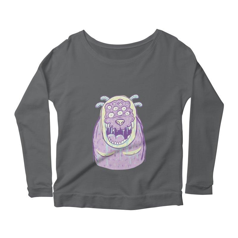 Yuvsketch - Shock Monster 2 Women's Longsleeve T-Shirt by Yuvsketch's Shop