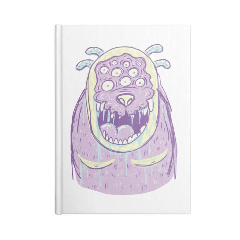 Yuvsketch - Shock Monster 2 Accessories Notebook by Yuvsketch's Shop