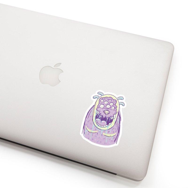 Yuvsketch - Shock Monster 2 Accessories Sticker by Yuvsketch's Shop