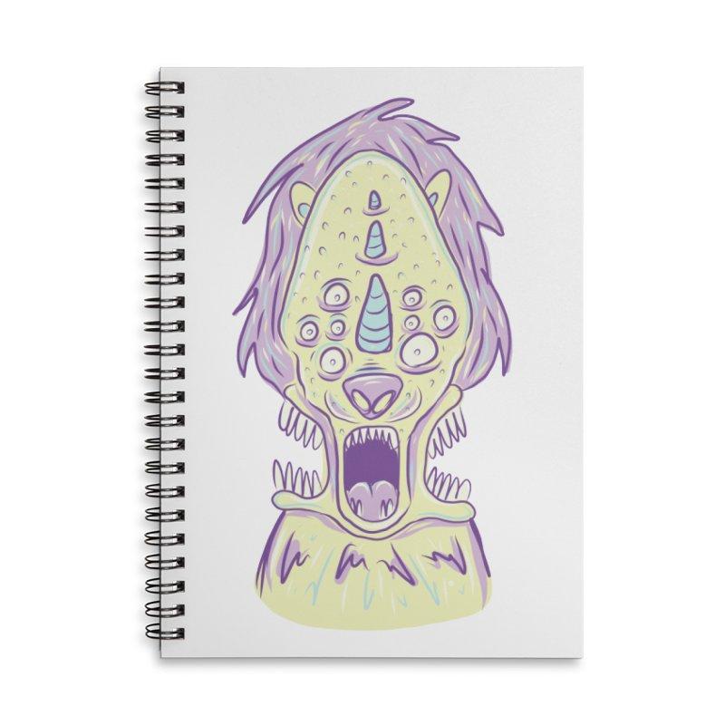 Yuvsketch - Shock Monster 3 Accessories Notebook by Yuvsketch's Shop