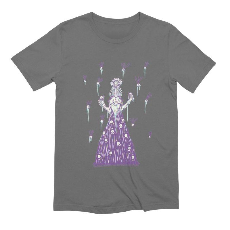 Yuvsketch - Shock Monster 4 Men's T-Shirt by Yuvsketch's Shop