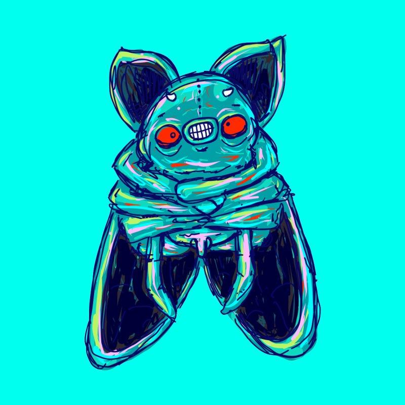 Yuvsketch Mix - Fly Bat Men's Tank by Yuvsketch's Shop