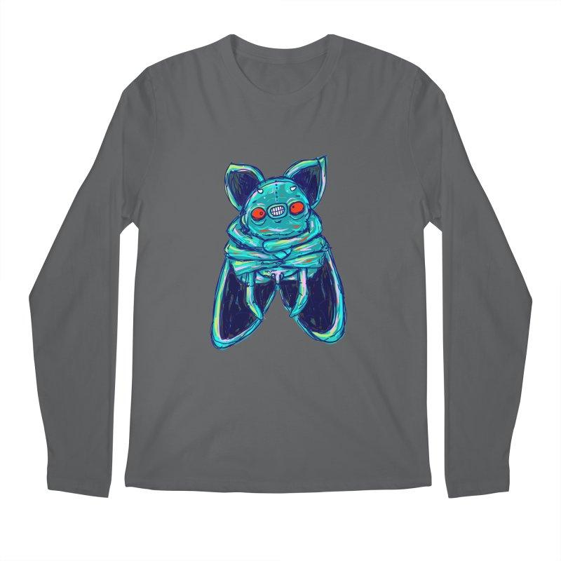 Yuvsketch Mix - Fly Bat Men's Longsleeve T-Shirt by Yuvsketch's Shop