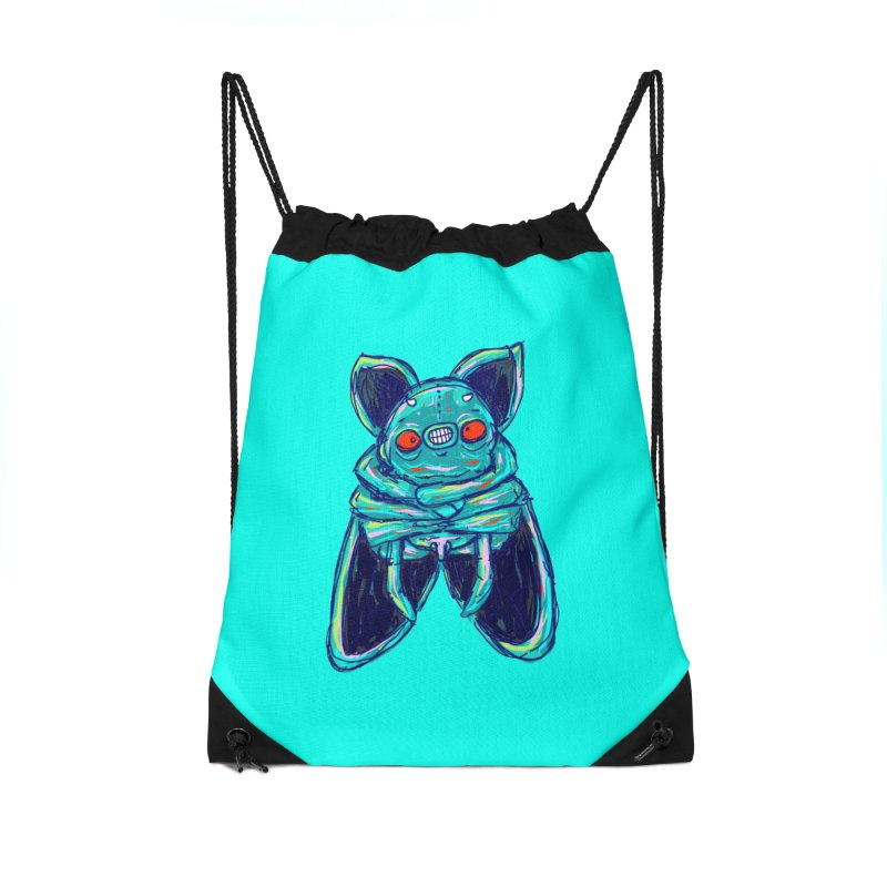 Yuvsketch Mix - Fly Bat Accessories Bag by Yuvsketch's Shop