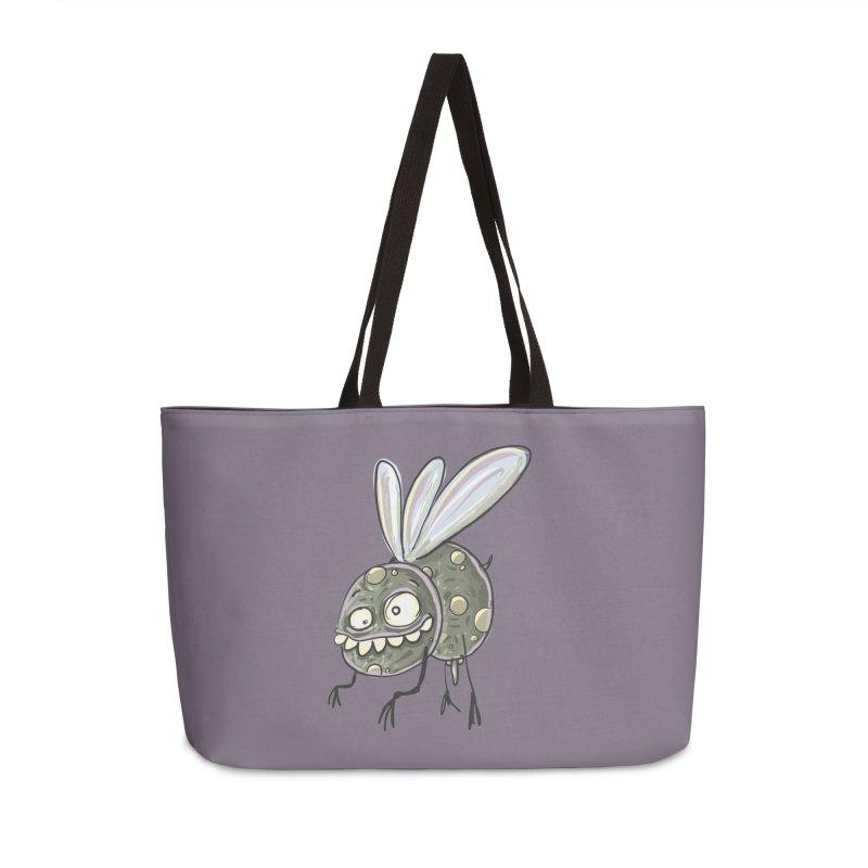 Yuvsketch - Diry Fly Accessories Bag by Yuvsketch's Shop