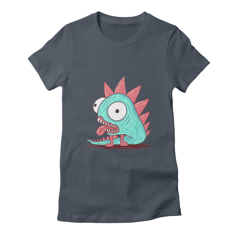 Yuvsketch - Dragon Dinosaur Women's T-Shirt by Yuvsketch's Shop