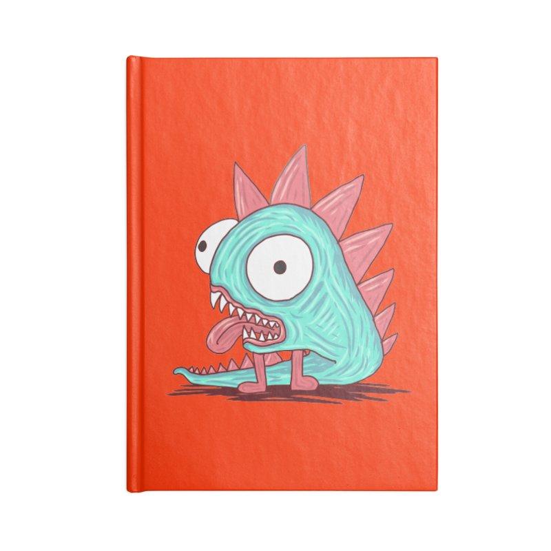Yuvsketch - Dragon Dinosaur Accessories Notebook by Yuvsketch's Shop