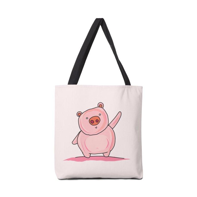 Yuvsketch - Piggy Accessories Bag by Yuvsketch's Shop