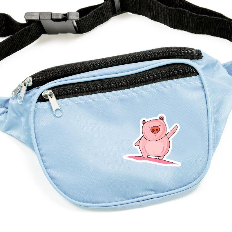 Yuvsketch - Piggy Accessories Sticker by Yuvsketch's Shop