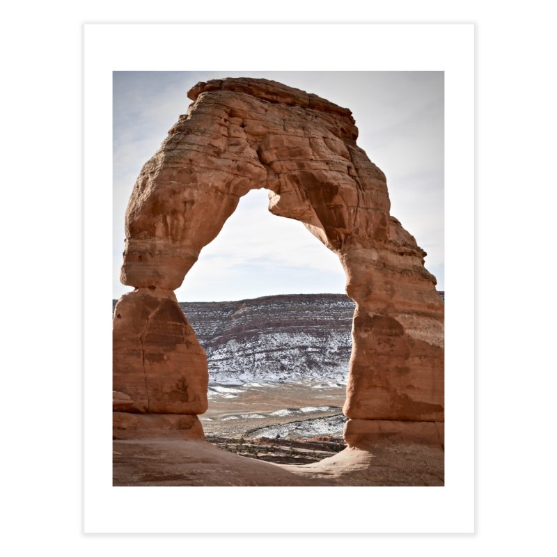 Delicate Arch Home Fine Art Print by Zachary Kenney's Shop