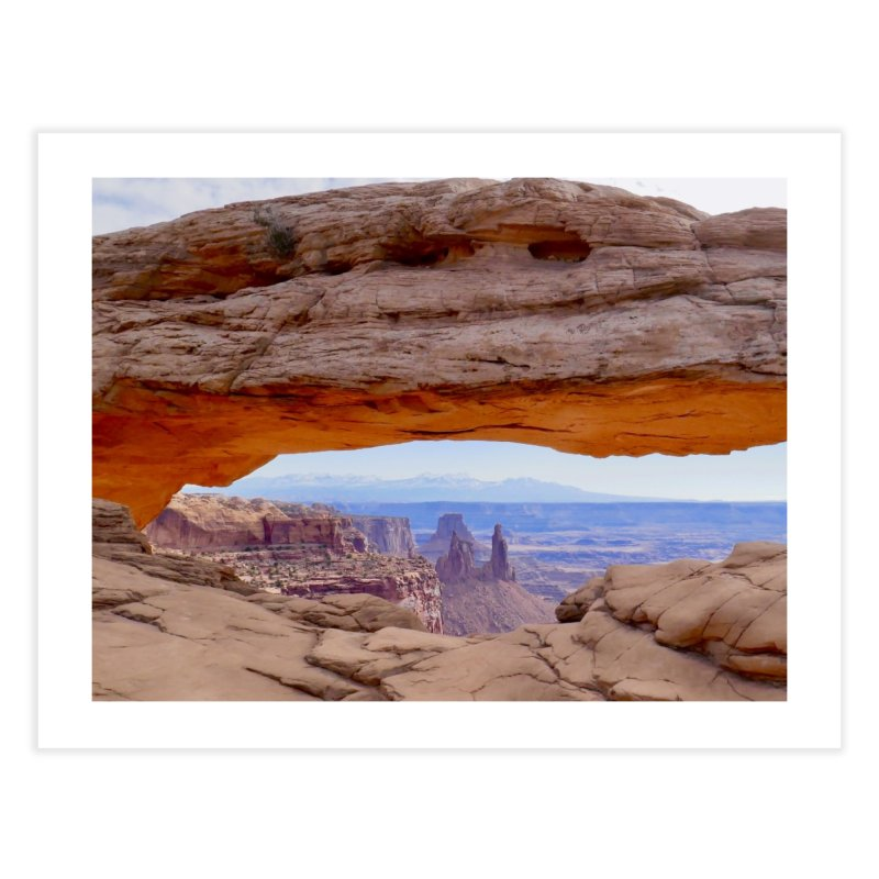 Mesa Arch Home Fine Art Print by Zachary Kenney's Shop
