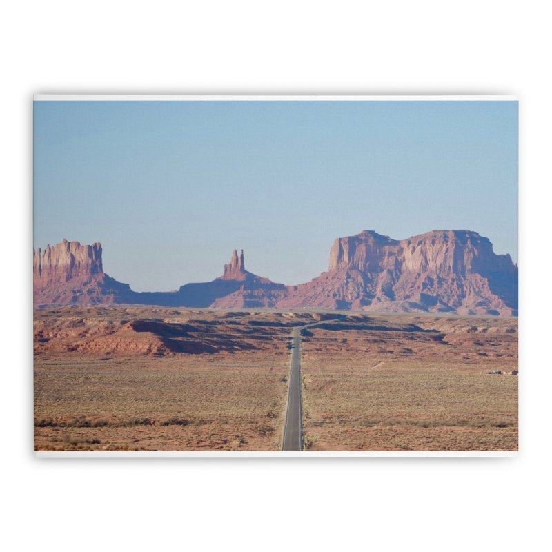 Monument Valley Home Stretched Canvas by Zachary Kenney's Shop