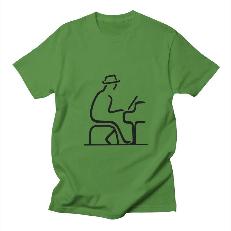 Be The Instrument (No text) Men's T-Shirt by The Zach Bridges Keys Shop!