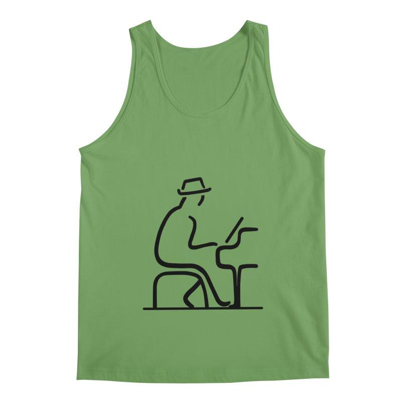 Be The Instrument (No text) Men's Tank by The Zach Bridges Keys Shop!