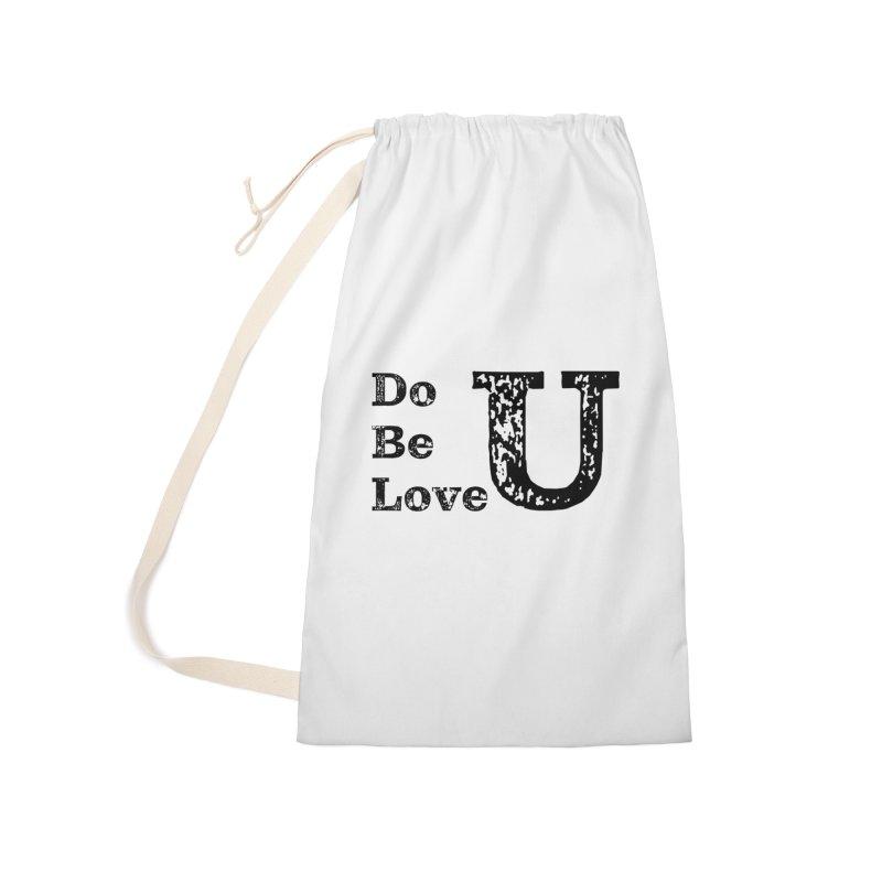 Do U, Be U, Love U Accessories Bag by The Zach Bridges Keys Shop!