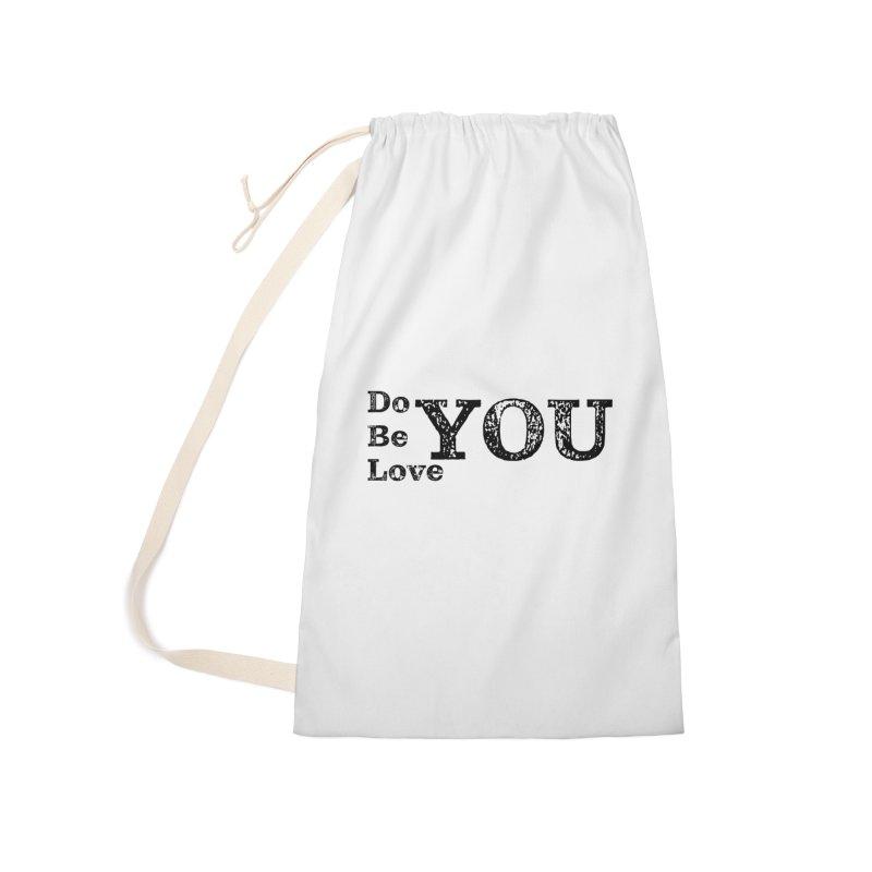 Do YOU, Be YOU, Love YOU Accessories Bag by The Zach Bridges Keys Shop!