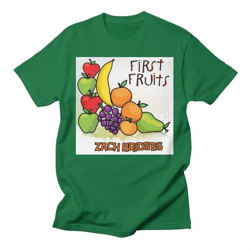 First Fruits Men's T-Shirt by The Zach Bridges Keys Shop!