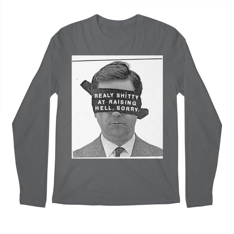 REALY SHITTY Men's Longsleeve T-Shirt by Zachary Hobbs