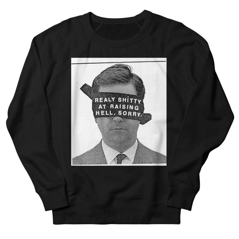 REALY SHITTY Men's Sweatshirt by Zachary Hobbs