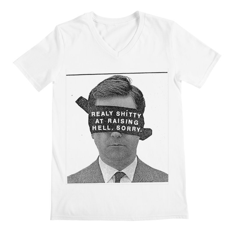 REALY SHITTY Men's V-Neck by Zachary Hobbs