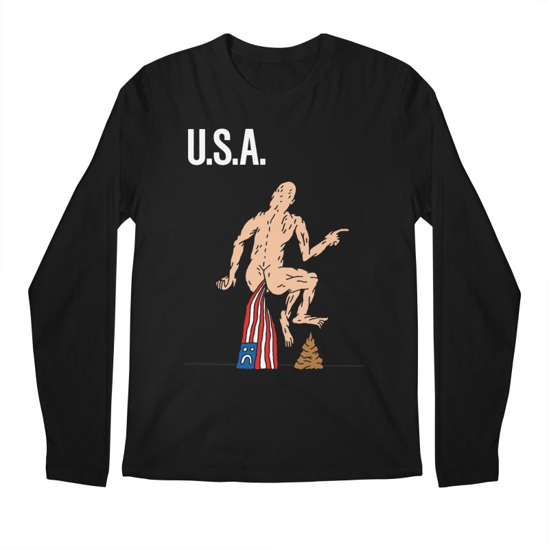 havin' a sit Men's Longsleeve T-Shirt by Zachary Hobbs