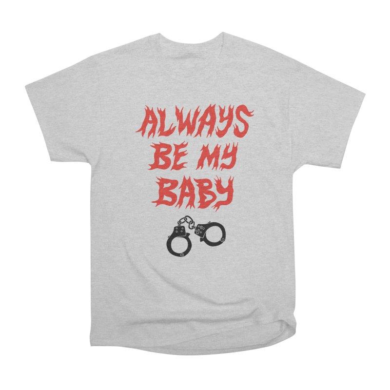 ABMB Men's Heavyweight T-Shirt by Zachary Hobbs