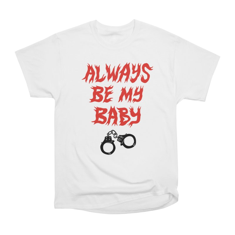 ABMB Women's Heavyweight Unisex T-Shirt by Zachary Hobbs