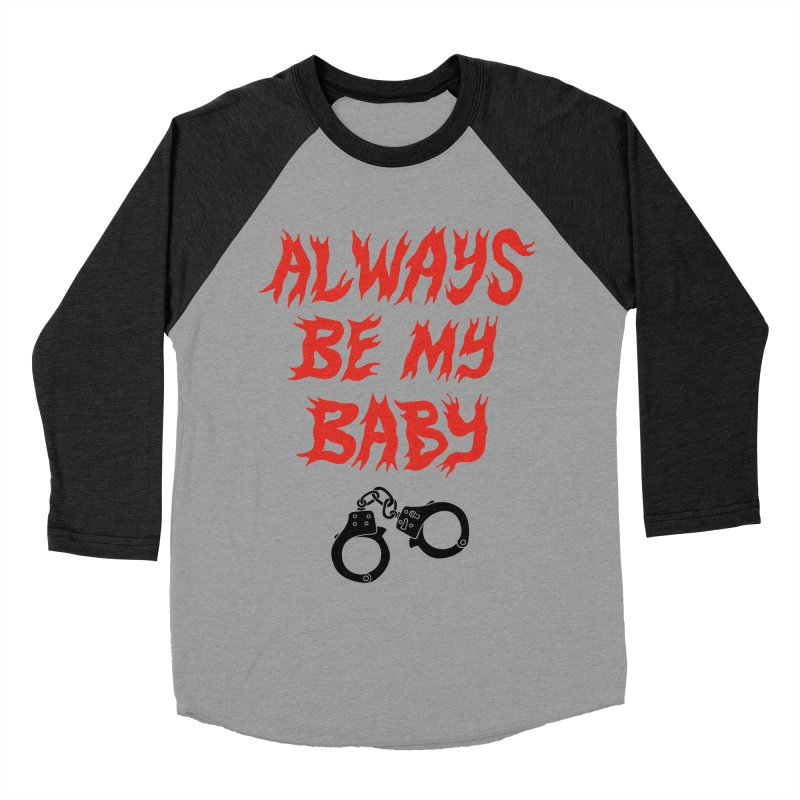 ABMB Women's Baseball Triblend T-Shirt by Zachary Hobbs
