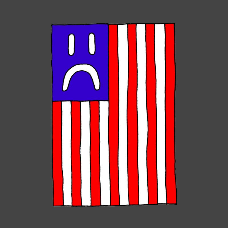 Sad Flag None  by Zachary Hobbs