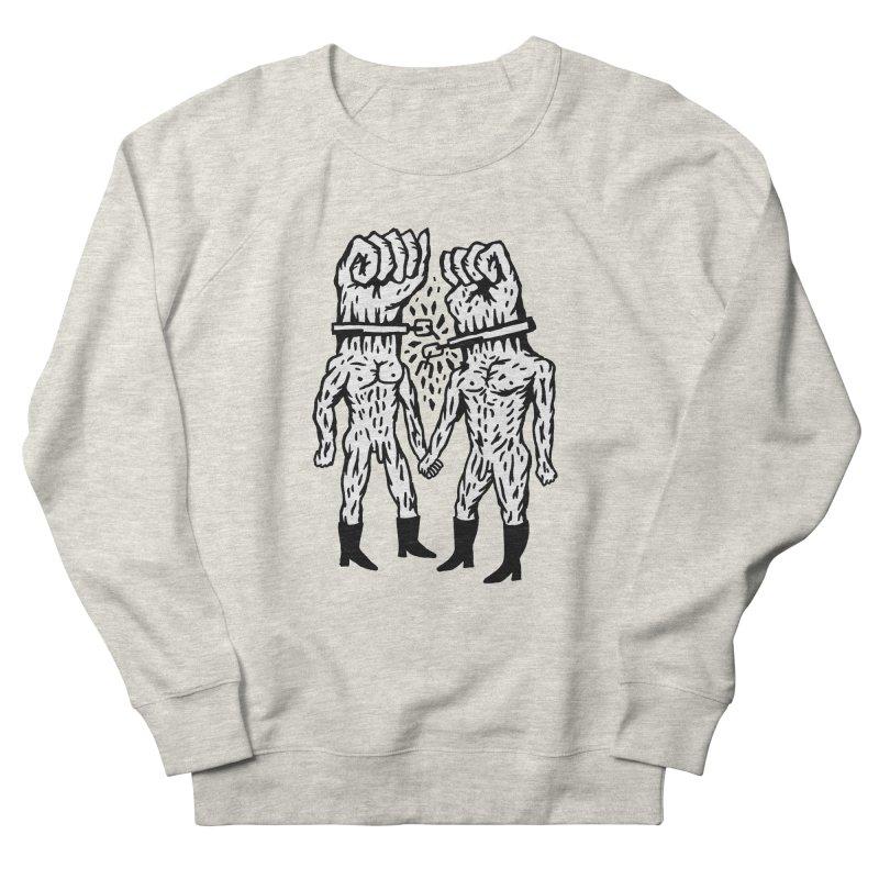 Hardcore Logo Women's Sweatshirt by Zachary Hobbs