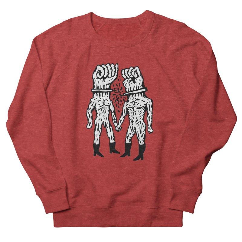 Hardcore Logo Men's Sweatshirt by Zachary Hobbs