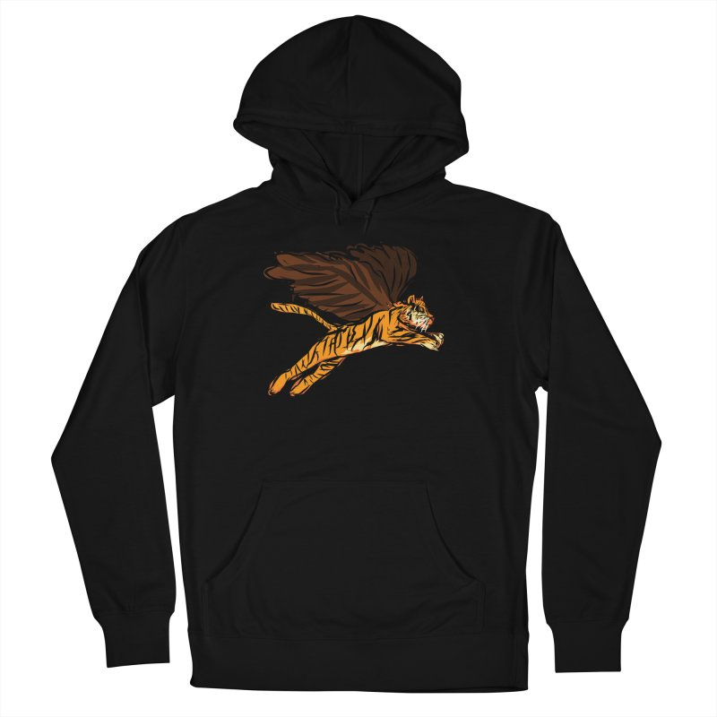 Roar & Soar! Women's French Terry Pullover Hoody by ACEMETRICAL ( / ) Disc Golf
