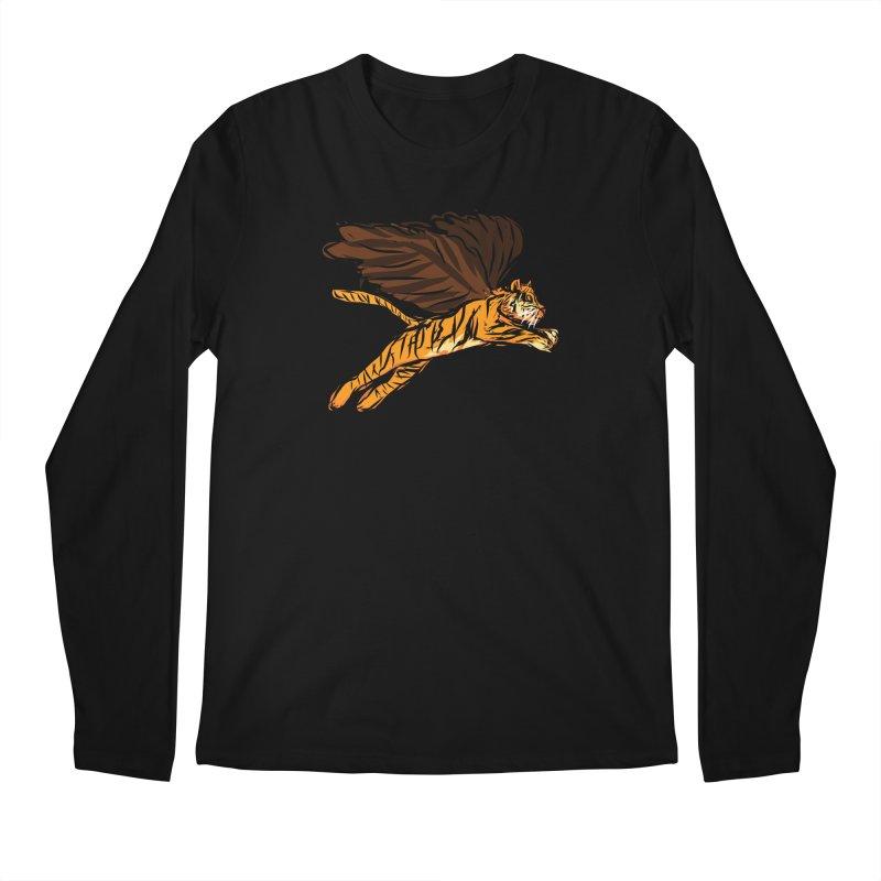 Roar & Soar! Men's Longsleeve T-Shirt by ACEMETRICAL ( / ) Disc Golf