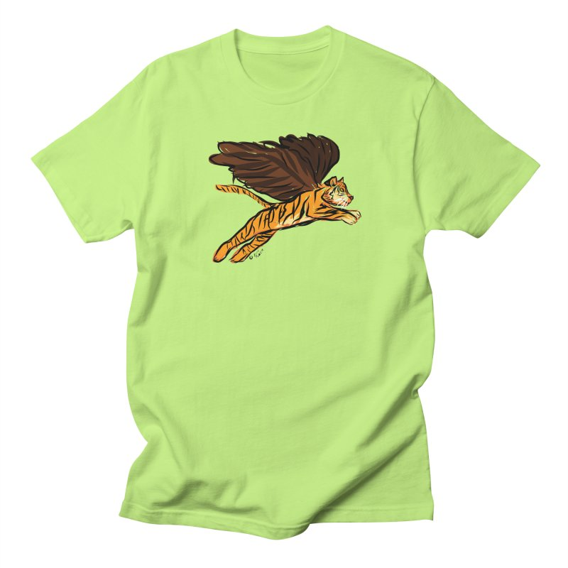 Roar & Soar! Women's T-Shirt by ACEMETRICAL ( / ) Disc Golf