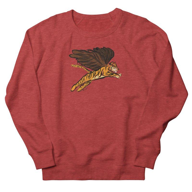 Roar & Soar! Women's Sweatshirt by ACEMETRICAL ( / ) Disc Golf