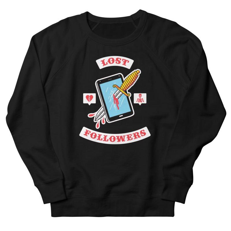 Lost Followers Women's Sweatshirt by Zack Forer