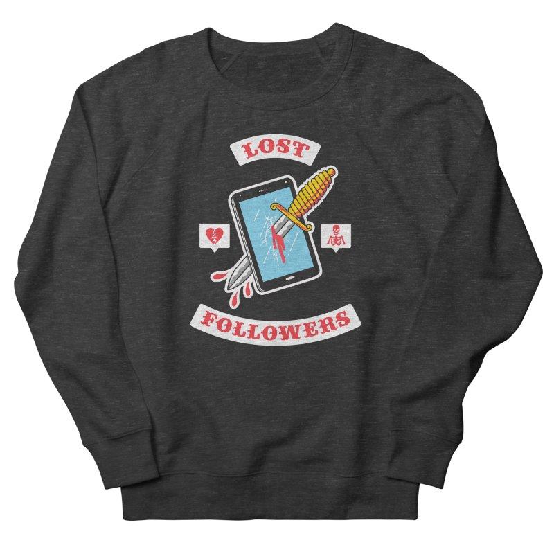 Lost Followers Men's Sweatshirt by Zack Forer