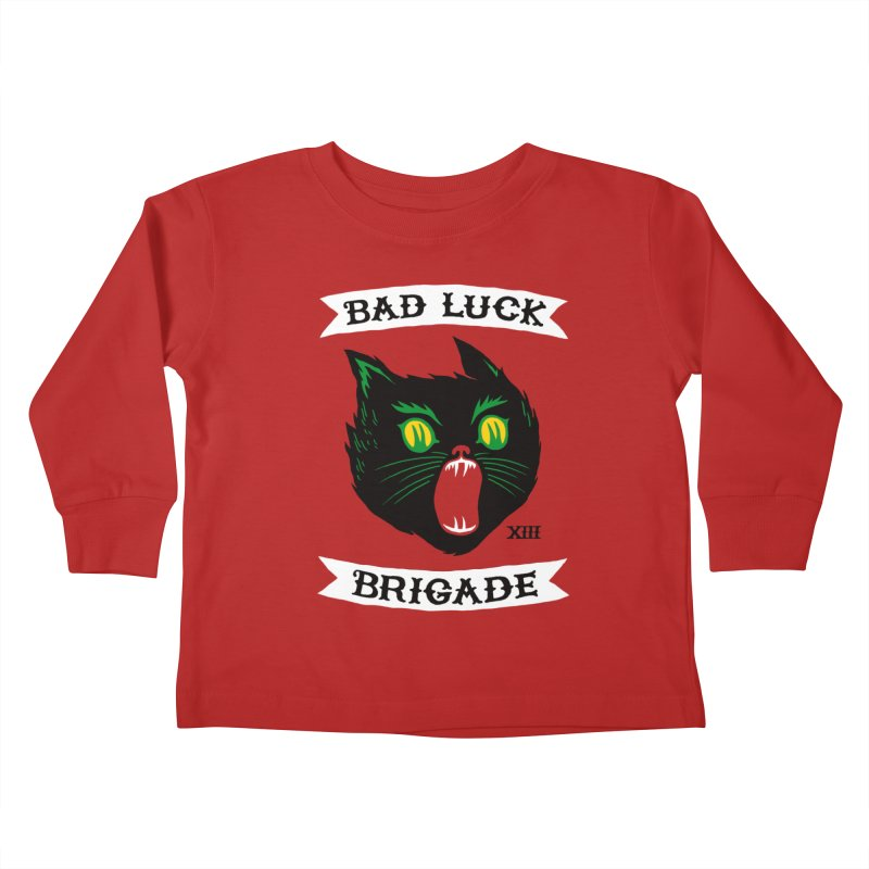 Bad Luck Brigade   by Zack Forer